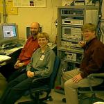 2001 JWST Detector Testing