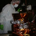 2008 LCROS TVAC Test