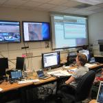 2012 RESOLVE rover Science Backroom