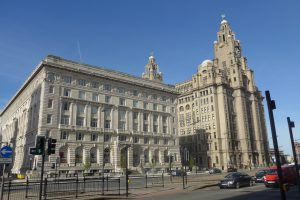 Cunard and Liver Buildings